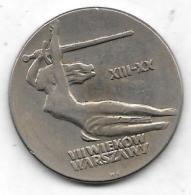 10 ZLOTY 1965 - Pologne