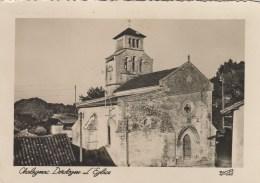 CHALAGNAC   L EGLISE - France