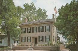 G , Cp , ÉTATS-UNIS , SPRINGFIELD , Abraham Lincoln's Home - Springfield – Illinois