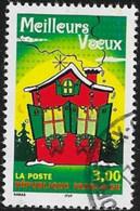 N° 3201   FRANCE  - OBLITERE  -  BONNE ANNEE   -  1998 - Frankreich
