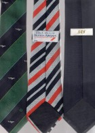 3 Cravates D´uniformes De Compagnies Aériennes -  SAUDIA -  S.A.S  -  BRITISH  AIRWAYS. - Aviation Commerciale