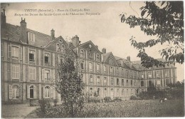 Yvetot Place Du Champ De Mars Maison Des Dames Des Sacres Coeurs Et De L'adoration Perpetuelle - Yvetot