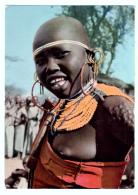 Marakwet Girl (Kenya, Kenia) - Afrique Du Sud, Est, Ouest