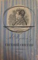 Livre Auteur X En Langue Russe - Eugène Onéguine - 1958 - 304 Pages - 13,5x210 Cm - Livres, BD, Revues