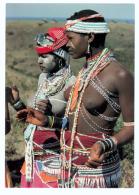 Xhosa Tribe - Maidens Of The Gcaleka Clan (Afrique Du Sud) - Afrique Du Sud, Est, Ouest