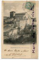 - Roquefort - ( Landes ), Pont De L'Estampon, Cliché Peu Courant, écrite En 1906, Cachet, BE, épaisse, Scans. - Roquefort