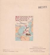 U.P.U COLOMBIE - BLOCS 12 ET 13 - OBL;1955 - Colombie