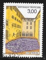 N° 3256  FRANCE   -  OBLITERE  - FIGEAC -  1999 - Oblitérés