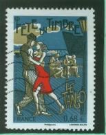 2016  Tango Oblitéré - France