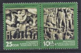 Germany (DDR) 1974  Tag Der Philatelisten  (o) MNH  Mi.1990-1988 (W Zd 304) - Gebraucht