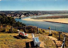 CPM - CARTERET - Panorama Sur Le Havre Et Le Port - Carteret