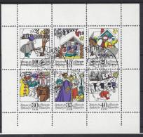 Germany (DDR) 1974  Marchen  (o) Mi.1995-2000 - Gebraucht