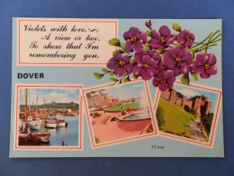 Multi View Post Card Of Dover,Kent ,K38. - Dover