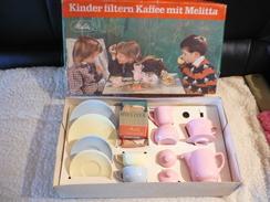 Kindergeschirr Melitta (180) - Antikspielzeug