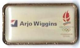 JO ALBERTVILLE 92 - J45 - ARJO WIGGINS - Verso : J.BERTHOMIER PARIS - Juegos Olímpicos