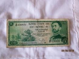 Ethiopie: 1 $ET 1961 (bunna) - Ethiopie