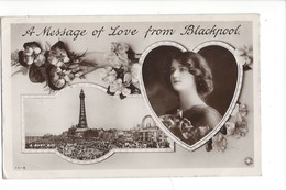 15356 -  A Message Of Love From Blackpool - Blackpool