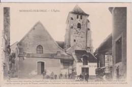 """91 ESSONNE MORSANG SUR ORGE   """" L'eglise Au Deux Chapelles  """"  Precurseur  Thevenet N° 50 - Morsang Sur Orge"""