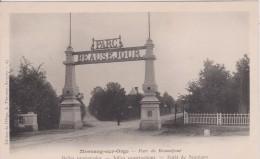 """91 ESSONNE MORSANG SUR ORGE   """" Parc De Beausejour   """"  Précurseur  Thevenet N° 27 - Morsang Sur Orge"""