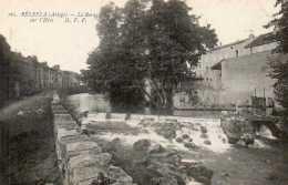 CPA - BELESTA (09) - Vue Du Barage Sur L'Hers Dans Les Années 20 - Autres Communes