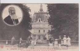 """91 ESSONNE LONGPONT   """" Le Château De Lormoy Résidence De Léopold II Roi Des Belges """"  Précurseur  N° 41 - France"""