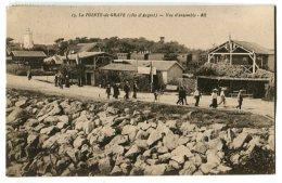 La Pointe De Grave Côte D'argent Vue D'ensemble - France