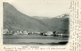 Islande Seydisfjord - Iceland