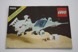 INSTRUCTION MANUAL - LEGO - 6929 - Original Lego 19xx - Vintage - Catalogues
