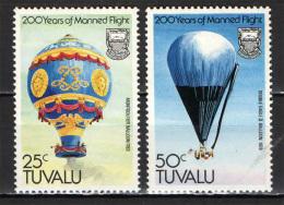 TUVALU - 1983 - MONGOLFIERE - NUOVI MNH - Tuvalu
