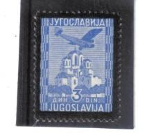 GUT1166  JUGOSLAWIEN 1935  MICHL 299  (*) FALZ Siehe ABBILDUNG - 1931-1941 Koninkrijk Joegoslavië
