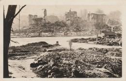 Caen - 1944 1945 Place Du 36° R.I. Casene Hamelin - Scan Recto-verso - Caen