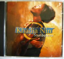 CD Khadja Nin Sambolera Publicité Café Malongo - Musiques Du Monde