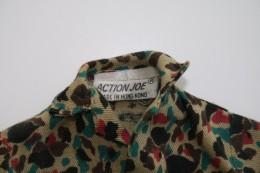 Vintage ACTION JOE : CAMMO JACKET - Original 1970 - Palitoy - GI JOE - Action Man