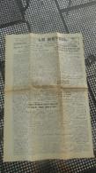 Le Reveil - Grand Quotidien Du Sud Est - Mardi 31 Juillet 1945 - Journaux - Quotidiens