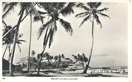Ceylon (Sri Lanka), Mount Lavinia - Sri Lanka (Ceylon)