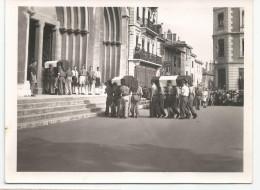 BOURGOIN - Photo Funérailles Libération Août 1944 - Bertch - Guerre, Militaire