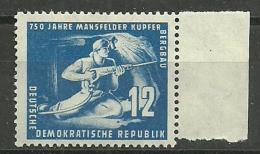 DDR 1950, Nr. 274, Postfrisch - DDR