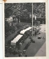 BOURGOIN - Photo Funérailles N°3 Libération Août 1944 - Bertch - Guerre, Militaire