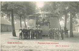 A 609  Kamp Van Beverloo Nouveau Cirque Attrayant - Leopoldsburg (Camp De Beverloo)