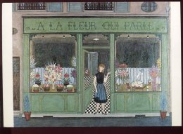 CPM Neuve Illustrateur BENOIT La Fleuriste - Illustrators & Photographers