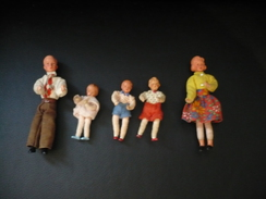 Puppenstuben-Familie (183) - Andere Sammlungen