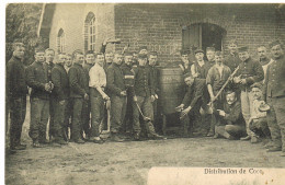A 621  Kamp Van Beverloo  Distribution De Coco - Leopoldsburg (Camp De Beverloo)