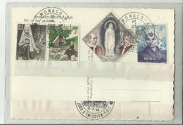 AK MONACO 1958 - Monaco