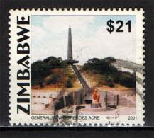 ZIMBABWE - 2001 - GENERAL VIEW OF HEROES ACRE - USATO - Zimbabwe (1980-...)