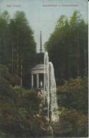 Bad Cleve.   Amphietheater U. Kriegerdenkmal.;  1919 - Kleve