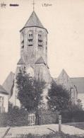 Feldpost WW1: Postcard Church - Name Censored Away From Nachrichten - Mittel - Abteilung, Infanterie Regiment 162 P/m 5. - Militaria