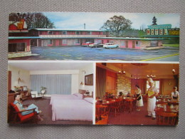 Travel Inn Motel & Restaurant. South Entrance To Eugene On Highway 99 - Eugene