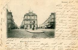 SAUMUR(MAINE ET LOIRE) POSTE - Saumur