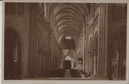 Lausanne - Interieur De La Cathedrale -  Perrochet-Matile No. 1902 - VD Vaud
