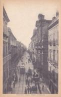 Trapani - Corso Vittorio Emanuele - Auto - Tram -Animatissima - Trapani